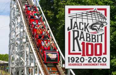 The Jack Rabbit celebrates 100 years of thrills.